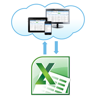 excel-cloud